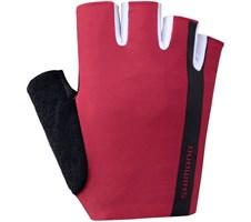 rukavice-shimano-value-short-finger-red-ss18-l