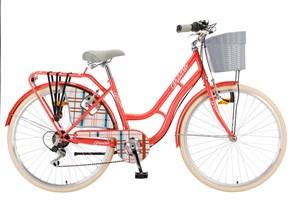 bicikl-polar-grazia-26-6-brzina-coral-burberry