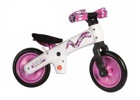 bicikl-guralica-bellelli-pvc-white-pink