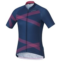 dres-zenski-shimano-team-short-sleeve-ladies-navy-pink-ss18-m