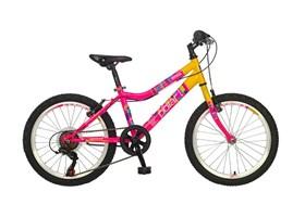 bicikl-polar-seneca-pink-yellow