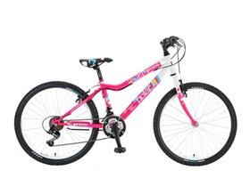 bicikl-polar-geronimo-pink-white