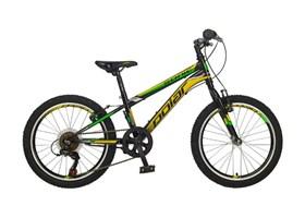 bicikl-polar-sonic-v-brake-20-black-yellow