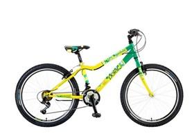 bicikl-polar-geronimo-green-yellow